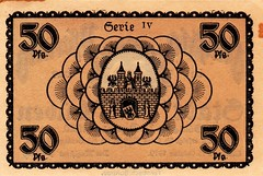 Luben, 50 pf, 1920 (Iliazd) Tags: germany inflation notgeld papermoney inflationary germancurrency 19181922 emergencymoney germanpapermoney
