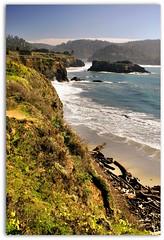 On The Edge (scrapping61) Tags: california sea coast pacificocean mendocino 2009 naturesfinest oceanshore visiongroup amazingamateur flickrelite proudshopper amazingexcellence scrapping61 multimegashot novavitanewlife miasbest musicsbest flickrenvythebesttm daarklands