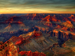 Grand Canyon National Park, Arizona (landscape photography - sebastien-mamy.fr) Tags: park arizona usa nature america landscape united grand canyon professional national states paysage unis etats colorphotoaward sebastienmamy