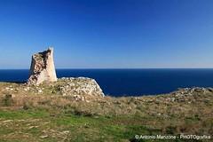 Mare 22 (Puglia Turismo) Tags: mare torre rocce lungomare salento puglia vacanze costaadriatica macchiamediterranea otrantosantacesarea
