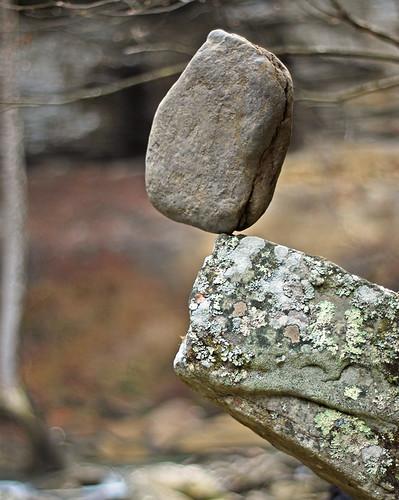 Rock balance 1