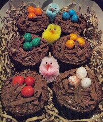 Easter Cupcakes (~'alicia'~) Tags: cupcakes toppers