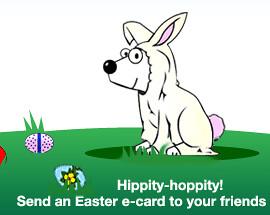 Dogpile Easter Logo