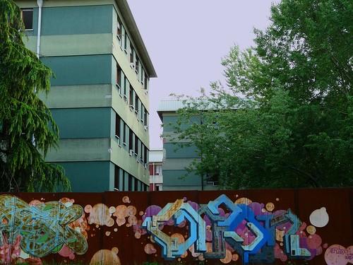 La fine del ghetto - Il muro di via Anelli
