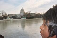 Inauguration 09 - 13 (ybbor) Tags: ice washingtondc dc washington reflectingpool obama inauguration inauguration09