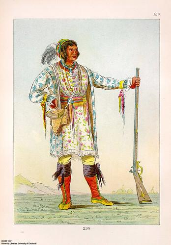 022-Osceola- George Catlin 1841