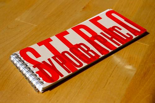 Type Cliché Letterpress Project