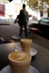 (room27) Tags: coffee cafe sydney australia latte darlinghurst