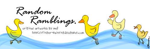 ducks white