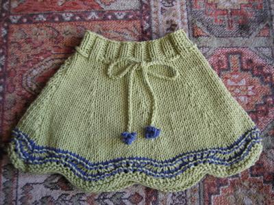 Caiden's Skirt