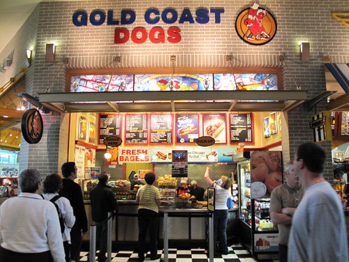Gold Coast Dogs at Midway Airport