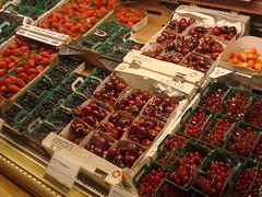 London 2009-Frutta Harrods