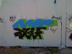 Self (iStealPics quits) Tags: self graffiti bay area selfer