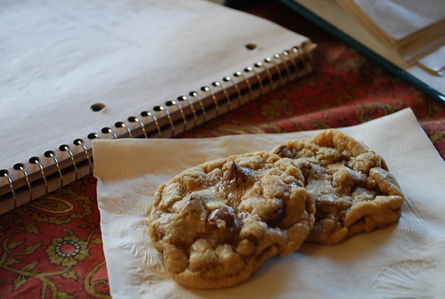wheat chocolate chip cookie (2)