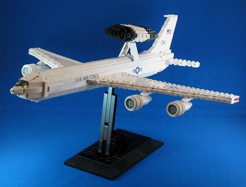 LEGO E3 Sentry Air Force