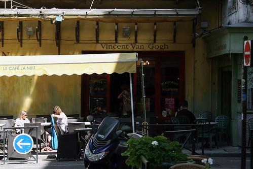 Cafe zur Nacht