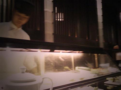 你拍攝的 Sushi bar @ 101。