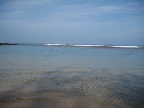El mar, en Kaua'i