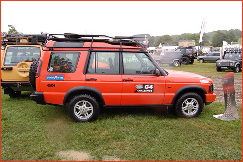 Land Rover Discovery G4