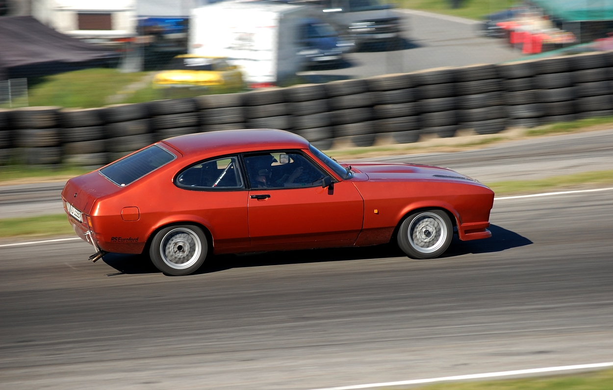 Ford Capri. go back