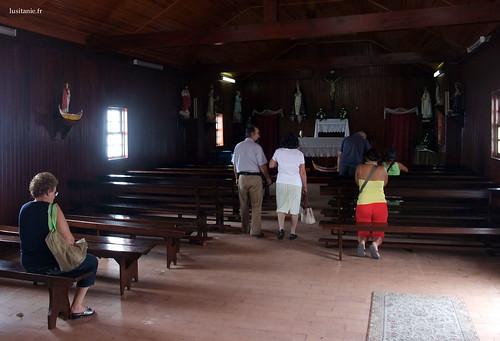 Uma capela assim é coisa rara
