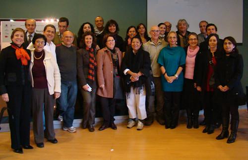 Asamblea General, XI Reunión RedPop, Montevideo, Uruguay