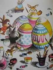 vintage illustrations (Pinks & Needles (used to be Gigi & Big Red)) Tags: vintage painting drawing illustrations disney