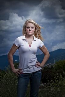 Montana Woman