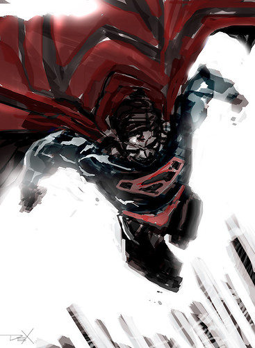 superman_by_nefar007