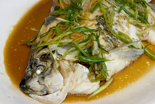 Steamed Buffalo Fish 2