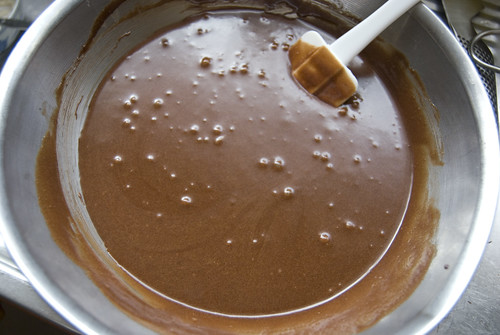 brownie batter