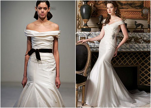 Vera Wang 4000 and Jasmine Bridal less than 1000