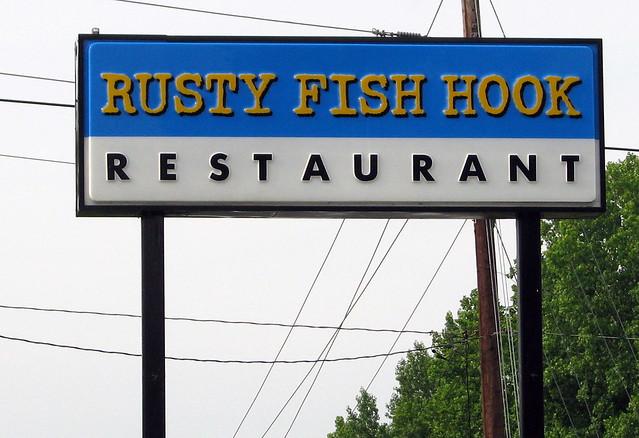 Rusty Fish Hook Restaurant
