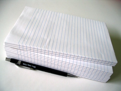 5x8 legal pads