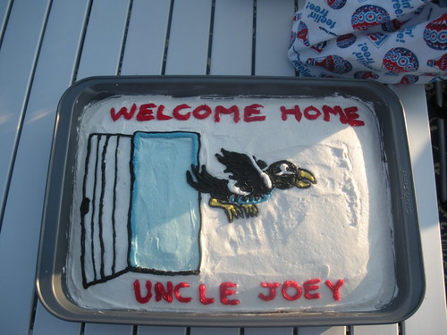 Jailbird Uncle Joey
