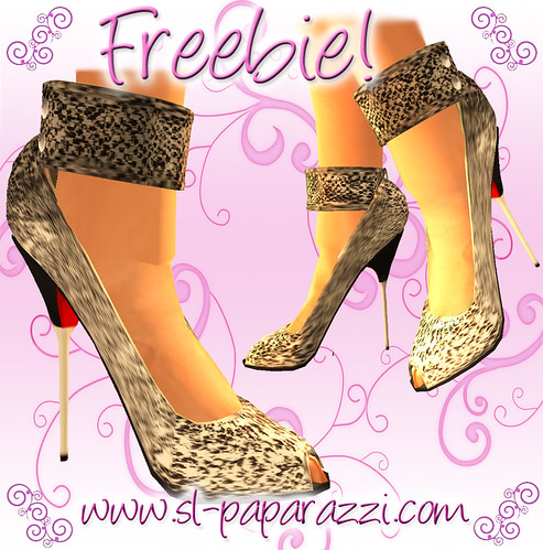 1Linden Freebie Shoes