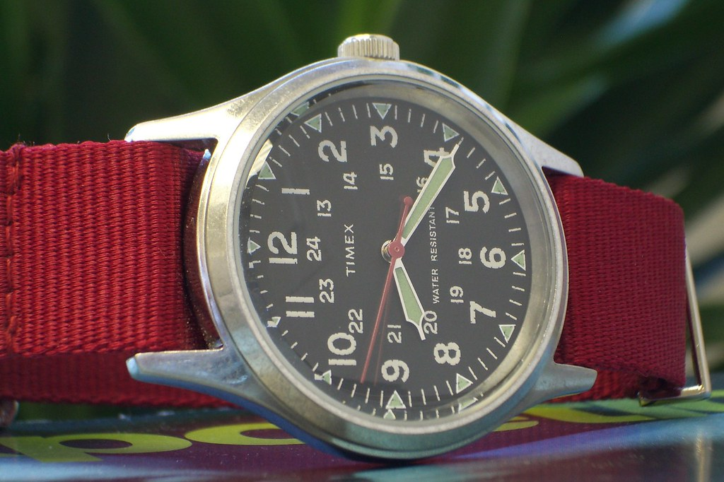 Timex for J. Crew