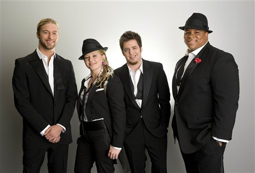 American Idol Season 9 Top 4 Finalists