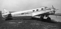 Lockheed : 12A : Electra Junior (San Diego Air & Space Museum Archives) Tags: aviation aeronautics ns1 sdasm