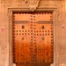Valencian door