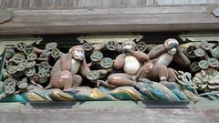 Els 3 micos savis de Nikko