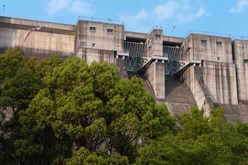 一庫ダム / Hitokura Dam