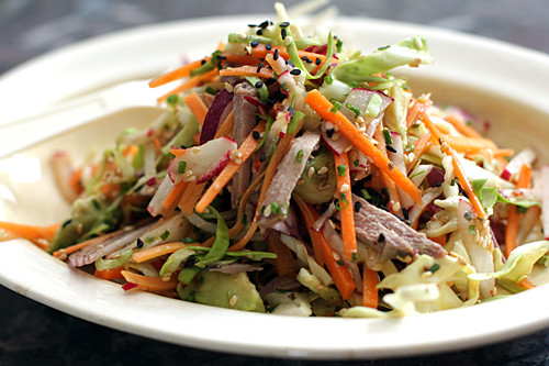 ... slaw with ginger peanut dressing mexican slaw with mango avocado cumin
