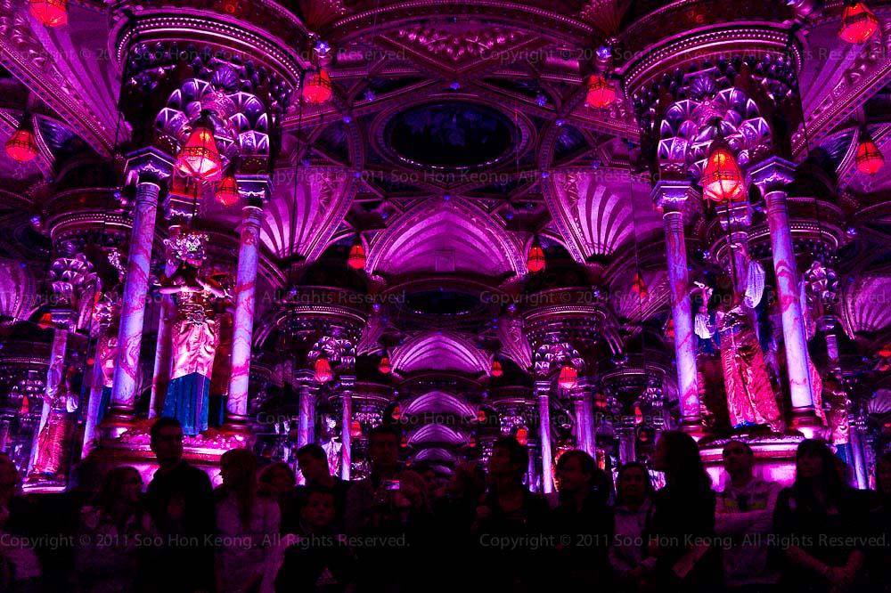 Gervin Wax Musuem, Palace of Mirage @ Paris, France