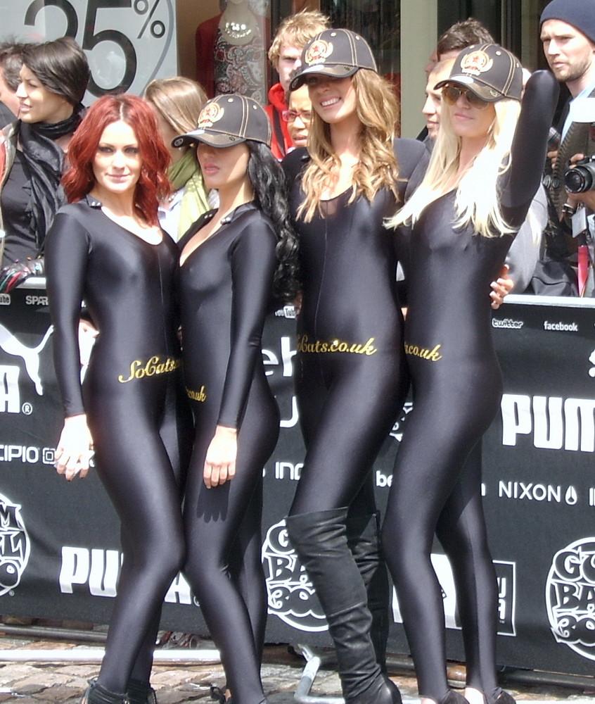 Sexy women in london
