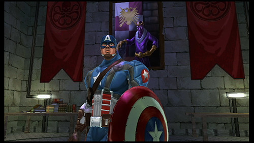 Captain America: Super Soldier E3 Screens
