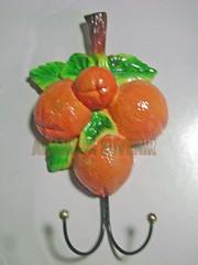souvenir gypsum ganci jeruk besar