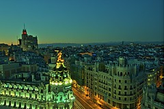 info about madrid