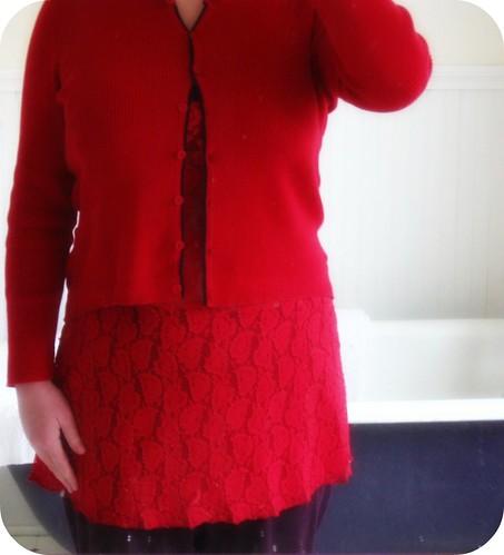 I like red