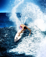 (Kanaka Menehune) Tags: people sports hawaii oahu surfer surfing northshore banzaipipeline
